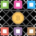 Network Club Diagram Icon