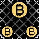 Bitcoin Network Bitcoin Network Icon