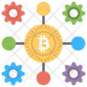 Bitcoin Node Icon