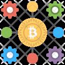 Node Network Full Icon