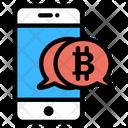 Bitcoin Notifcation Icon