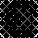 Bitcoin Notification Bitcoin Message Bitcoin Communication Icon