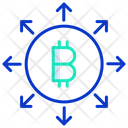 Organisation Bit Coin Bitcoin Organisation Organisation Icon