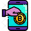 Bitcoin Payments Icon