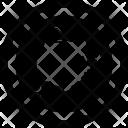 Bitcoin Bank Account Icon