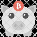 Bank Account Money Icon