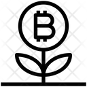 Plant Invest Blockchain Icon