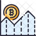 Bitcoin Price Index Icon