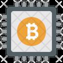 Bitcoin Processor Icon