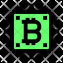 Bitcoin Processor Bitcoin Processor Icon