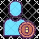 Profile Bitcoin Profile Bitcoin User Icon