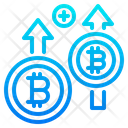 Bitcoin Money Coin Icon