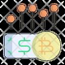 Bitcoin Profit Profit Bitcoin Icon