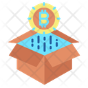 Business Bitcoin Rise Bitcoin Raise Bitcoin Increase Price Icon
