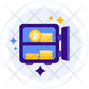 Proof Of Stake Bitcoin Safe Safebox Icon