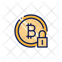 Bitcoin Safety Icon