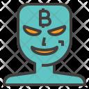 Bitcoin Scam Scammer Icon