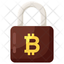 Bitcoin Encryption Bitcoin Security Btc Security Icon
