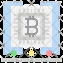 Bitcoin Server Database Bitcoin Icon