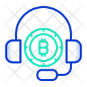 Bitcoin Service Icon