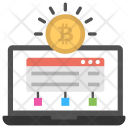 Bitcoin Software Icon