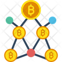 Bitcoin Statistics Bitcoin Analysis Bitcoin Graph Icon