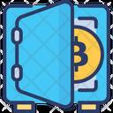 Bitcoin Storage Icon