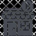 Bitcoin Store Icon