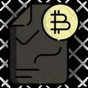 Bitcoin Strategy Icon