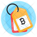 Sale Tags Price Tags Bitcoin Tags Icon