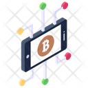 Bitcoin Technology Digital Money Bitcoin Business Icon