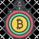 Bitcoin Timer Icon
