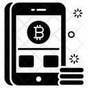 Bitcoin Trader App Bitcoin Account Online Bitcoin Icon