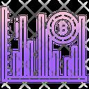 Bitcoin Trading Bitcoin Cryptocurrency Icon
