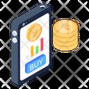 Bitcoin App Bitcoin Business Online Bitcoin Icon
