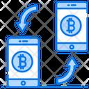 Mobile Transaction Money Transfer Mobile Money Transfer Icon