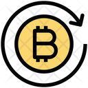 Bitcoin Transaction Transaction Exchange Icon