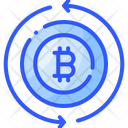 Bitcoin Transactions Icon