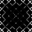 Bitcoin Transactions Icon