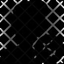 Bitcoin Mining User Icon