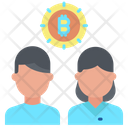 User Account Bitcoin Users Bitcoin Account Icon