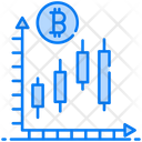 Bitcoin Value Dynamic Bitcoin Bitcoin Growth Icon