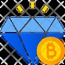 Bitcoin Value Bitcoin Value Icon