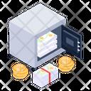 Bitcoin Vault Icon