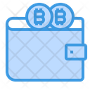 Bitcoin Wallet Icon
