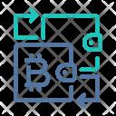 Transaction Wallet Transfer Icon