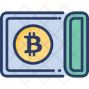 Bitcoin Wallet Currency Icon