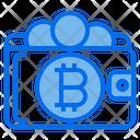 Bitcoin Wallet Icon