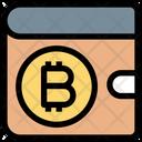 Bitcoin Wallet Wallet Digital Wallet Icon