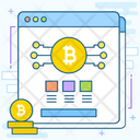 Bitcoin Website Icon